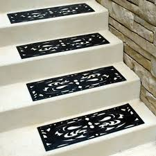 Non Slip Nosing Stairs by Stair Best No Slip Treads For Stairs Ideas Grip Tape For Stairs