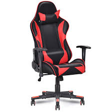 Recliner Gaming Chairs Giantex Racing Style High Back Recliner Gaming Chair Modern Mesh