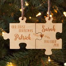 personalized ornaments wedding wedding ideas 18 extraordinary christmas ornaments wedding