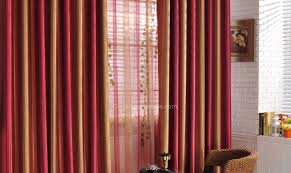curtains stunning red curtains for living room 40 amazing