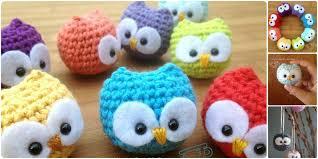 baby owl crochet free pattern