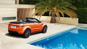 land rover convertible 2018 range rover evoque convertible image gallery land rover usa