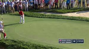 46th walker cup match saturday singles highlights
