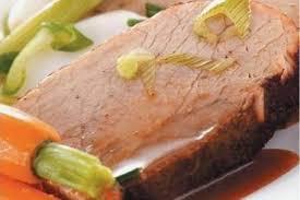 porc cuisine recette de rôti de porc à la bière rapide