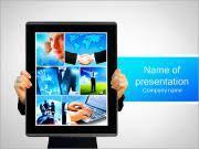 negotiation powerpoint template smiletemplates com