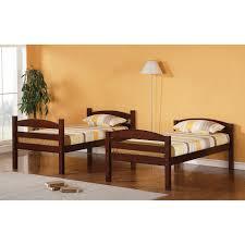 Traditional Bunk Bed Single Espresso  Kids Beds Best Buy Canada - Espresso bunk bed