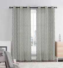 Victoria Classics Curtains Grommet by Amazon Com Two Piece Window Curtain Panels Grommets Honeycomb