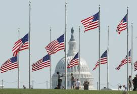 Flag Flown At Half Mast Horwitz Just Keep The Flag At Half Staff Houston Chronicle