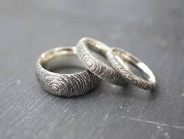wedding band alternatives 21 alternative wedding rings misfit wedding