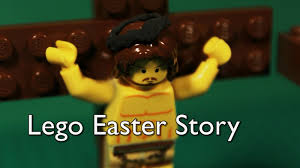 lego easter story jesus u0027 death u0026 resurrection youtube