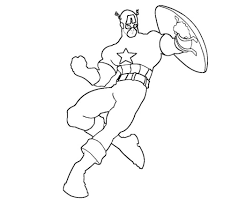 8 captain america coloring pages printable free printable captain