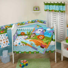 Jungle Themed Nursery Bedding Sets Jungle Baby Bedding Decor All Modern Home Designs