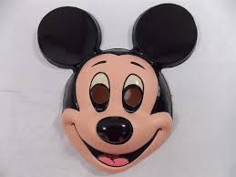 old fashioned halloween masks vintage mickey mouse halloween mask walt disney costume ben cooper