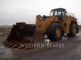 new equipment western state cat