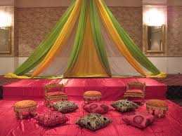 home mehndi decorations ideas all home ideas and decor image of mehndi stage decoration