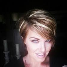 how tohi lite shirt pixie hair short pixie haircuts with blonde highlights google search