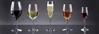 glass of wine types of wine glasses wine glass buying guide