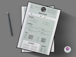 Cover Letter And Resume Template by 26 Best Floral Cv Resume Templates Images On Pinterest Cover