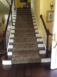 Leopard Print Runner Rug Leopard Animal Print Stair Runner Yorba Orange County And