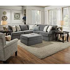 Cost Plus Sofas Dublin Blue Sectional Couches Sears