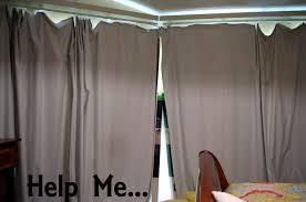 Blinds  Curtains Elegant Room Darkening Curtains For Window - Room darkening curtains for kids