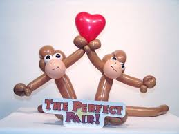 balloon delivery for kids 37 best monkey balloons for kids party images on kid