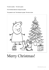 23 free esl peppa pig worksheets
