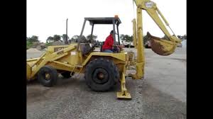 1989 case 480e backhoe for sale sold at auction june 20 2013