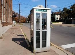 telephone booth telephone booth still in use ontonagon michigan flickr