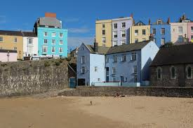 North Beach House Tenby Tenby Pembrokeshire Wales Beautiful England Photos