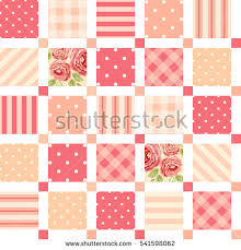Shabby Chic Kitchen Wallpaper by Shabby Chic Rose Patterns Seamless Backgrounds Stock Vector