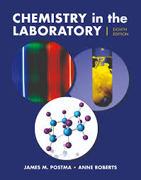 chemistry in the laboratory 9781319032524 macmillan learning