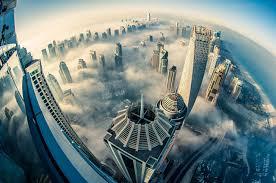 dubai the city in the clouds crazyhippo