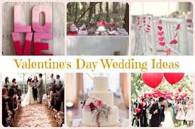 Valentine S Day Wedding Table Decorations by Valentines Day Wedding Ideas Tbrb Info