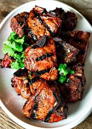 grilled hoisin lamb loin chops kevin is cooking
