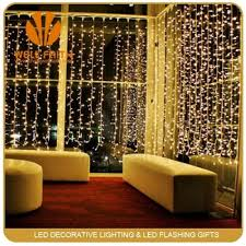 Lighting Curtains Super Beautiful Decorative Light Wedding Fairy Light Curtain Buy