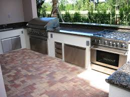 Prefab Outdoor Kitchen Grill Islands Kitchen Design Magnificent Outdoor Bbq Island Outdoor Grilling