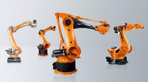 robots de paletizado de kuka kuka ag