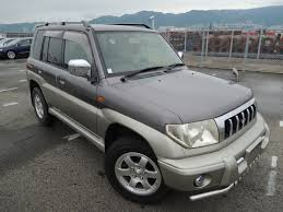 mitsubishi pajero 1998 car stocks magari japan