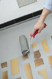 peinture sol cuisine comment peindre un carrelage bricolage et diy