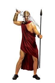 amazon com rubie u0027s costume spartan warrior costume clothing