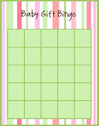 free baby shower bingo at invitations and more com