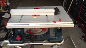 aftermarket table saw fence systems bozo garage episode 1 bosch 4100 09 table saw sticky rip fence