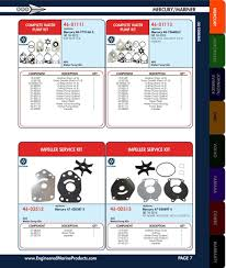 catalog engineered marine products