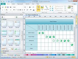 project management software focus on project drawing and project