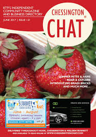 borneo motors lexus service centre chessington chat june 2017 issue 121 by chessington chat issuu