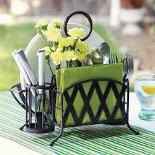 picnic u0026 buffet caddies mesa home products housewares kitchen