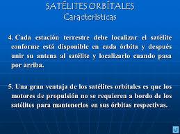 imagenes satelitales caracteristicas u n e x p o ppt descargar