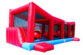 obstacle course rental chicago il