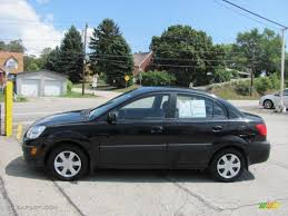 black 2006 kia rio on black images tractor service and repair